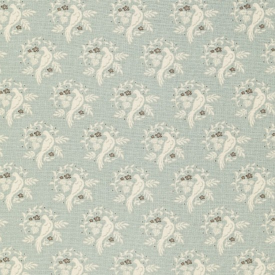 Resize of Tilda fabric 110 Bird Bluegrey