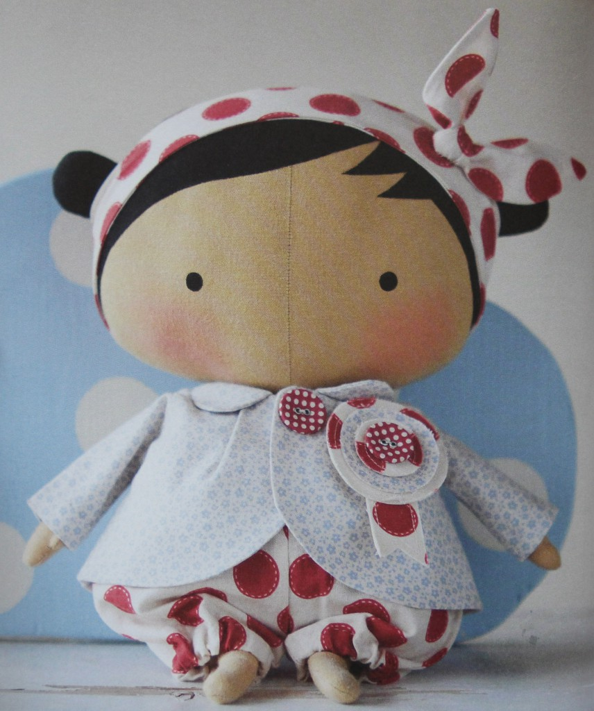 Tilda's toy Box (tilda doll)